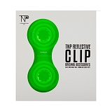 [티엔피]TNP - SOLID REFLECTIVE CLIP [LT GREEN]