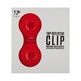 [티엔피]TNP - SOLID REFLECTIVE CLIP [RED]