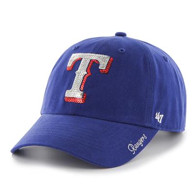 47브랜드 - MLB모자 텍사스 레인져스 스파클(한정) 야구모자