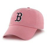 47Brand - MLB모자 보스톤 레드삭스 핑크블랙(한정모델) 야구모자 볼캡