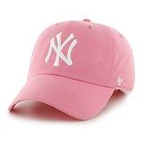 47Brand - MLB모자 뉴욕 양키즈 핑크화이트(한정모델)_볼캡 모자