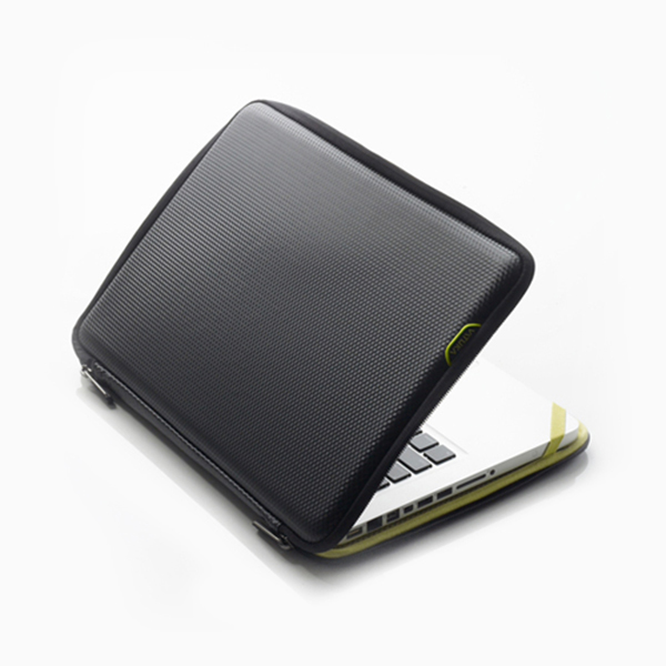 [바투카]VATUKA - 3D큐브 노트북 파우치 15.6[A] - BLACK