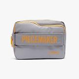 [피스메이커]PIECE MAKER - NEW FOLDER BOX WAIST BAG (GREY) 뉴폴더 박스 웨이스트백 힙색