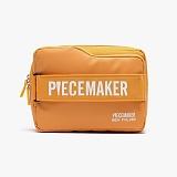 [피스메이커]PIECE MAKER - NEW FOLDER BOX WAIST BAG (BANANA YELLOW) 뉴폴더 박스 웨이스트백 힙색