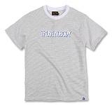 [AUB]에이유비 - TN TEE GREY 반팔티 반팔 티셔츠