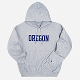 [Champion]챔피온 REVERSE WEAVE HOODED PULLOVER OREGON (GREY) 후드티 정품 국내배송