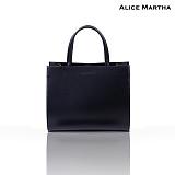 [앨리스마샤]ALICE MARTHA - 나디아(Nadia) Black_토트백_숄더백
