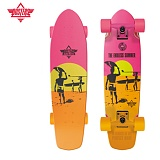 [DUSTERS] 31 ENDLESS SUMMER 콜라보 X YEL/ORG/PINK CRUISER COMPLETE