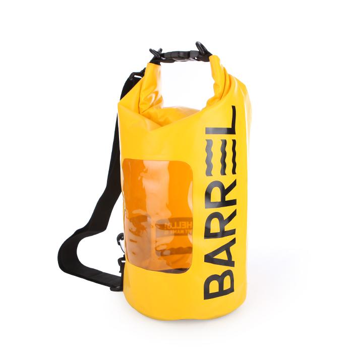 [배럴]BARREL - Og Dry Bag 10L Yellow 드라이백 옷보관 생활방수