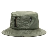 [피스메이커]PIECE MAKER - MA-1 DETAIL BUCKET HAT (KHAKI OLIVE)