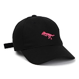 [슈퍼비젼]SUPERVISION - REX BALL CAP BLACK 모자 볼캡 야구모자