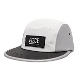 [피스메이커]PIECE MAKER - PIECE BOX POSITE CAMP CAP (BLACK) 캠프캡 모자