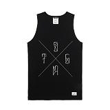 [스티그마]STIGMA - STGM SLEEVELESS BLACK