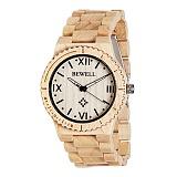 [비웰]Bewell The Classic (Maple) 우드손목시계