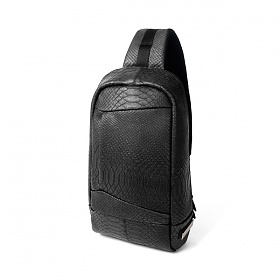 몬스터리퍼블릭 GORGEOUS SLING BAG / SNAKE BLACK