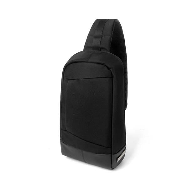 몬스터리퍼블릭 GORGEOUS SLING BAG / BLACK 슬링백