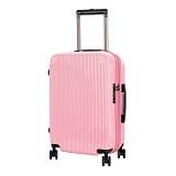 [유랑스]여행가방 7107-28 핑크 하드캐리어 여행용 캐리어 28인치 수화물용