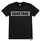 [레이쿠] reiku hanryang box short black 반팔티