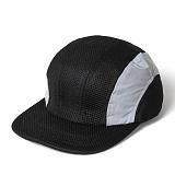 [위티나트]WxA X HAVIT X raclique - Reflective MESH CAP (black)_메쉬캡_모자
