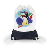 [비욘드클로젯X매니퀸] 비치백 - SURFING DOG 가방 백팩 비치가방