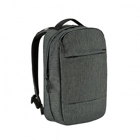 [인케이스]INCASE - City Collection Compact Backpack CL55571 (Heather Black/Gunmetal Gray) 인케이스코리아정품 당일발송