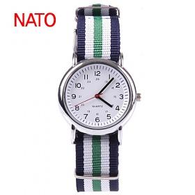[옐로우몬스터]YellowMonster - NATO WATCH 5선 네화초 시계 나토밴드 나토시계