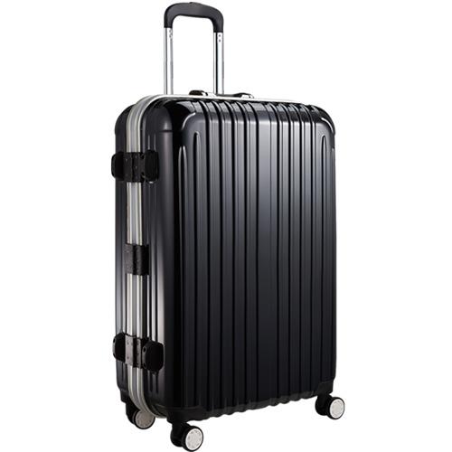 [프레지던트]President - LH025 수화물 26형 블랙 하드캐리어 여행 가방 여행용 캐리어 26인치