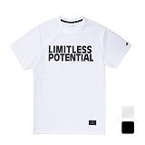 [언리미트]Unlimit - Lp Tee (AE-B028) 반팔티 티셔츠