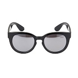 하이비션 - Fretzel TR Glossy Black/Silver Mirror Lens 선글라스
