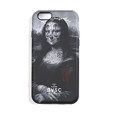 STIGMA - PHONE CASE MONA LISA BLACK iPHONE6/6+_케이스_아이폰