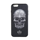 STIGMA - PHONE CASE SKULL BLACK iPHONE6/6+_케이스_아이폰