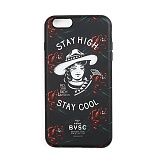 STIGMA - PHONE CASE WESTERN BLACK iPHONE6/6+_케이스_아이폰