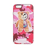 STIGMA - PHONE CASE TEDD PINK iPHONE6/6+/7/7+_케이스_아이폰
