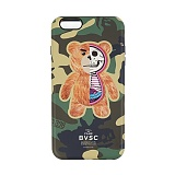 STIGMA - PHONE CASE TEDD CAMO iPHONE6/6+/7/7+_케이스_아이폰