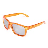 [배럴]BARREL - Link Sunglass Orange Clear/Smoke