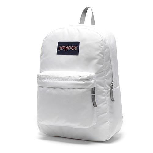[잔스포츠]JANSPORT - 슈퍼브레이크 (T501WHX - White) 잔스포츠코리아 정품 AS가능