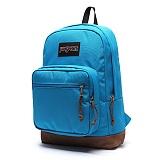 [잔스포츠]JANSPORT - 라이트팩 오리지널 (TYP701F - Blue Crest) 잔스포츠코리아 정품 AS가능 백팩 가방 스쿨백 데이백 데일리백