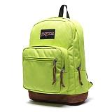 [잔스포츠]JANSPORT - 라이트팩 오리지널 (TYP701G - Lime Punch) 잔스포츠코리아 정품 AS가능 백팩 가방 스쿨백 데이백 데일리백