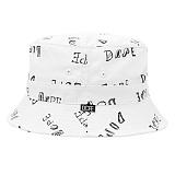 [도프]DOPE Typography Bucket Hat WHT 모자 버킷햇 버켓햇 벙거지
