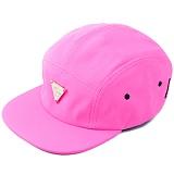 [헤이터] HATER 네온 핑크 캠프캡 FLUORESCENT PINK 5-PANEL CAMPCAP (PINK)