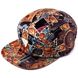 [헤이터] HATER 쥬얼리 캠프캡 JEWELRY 5-PANEL CAMPCAP (MULTI)