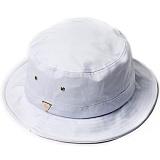 [헤이터] HATER 베이직 화이트 버킷햇 BASIC WHITE BUCKET HAT (WHITE)