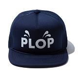 [디얼스]THE EARTH - PLOP MESH CAP - NAVY 매쉬캡 모자