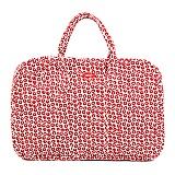 [bakker] 베이커 메이드 위드 러브 - Canvas Weekend Bag ronds rouge 보스턴백 트래블백