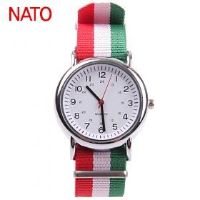 [옐로우몬스터]YellowMonster - NATO WATCH 3선 초흰레 시계 나토밴드 나토시계