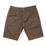 [비스폰지]beasponge - Bspg Basic Shorts - KHAKI BROWN (KB) 바지 반바지 숏팬츠 하프팬츠 코튼팬츠