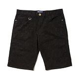 [비스폰지]beasponge - Camouflage Shorts - BLACK (BK) 바지 반바지 숏팬츠 하프팬츠 코튼팬츠