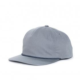 ※[허쉘]HERSCHEL - CUSAK (Grey) 허쉘코리아 정품 무지 스냅백 모자