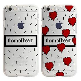 디팍스 - 러브리 문구제작 THORN OF HEART SOFT CASE