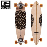 [GLOBE] 29.5 PAISLEY FIBERCARVE X NATURAL/PAISLEY X CRUISER COMPLETE